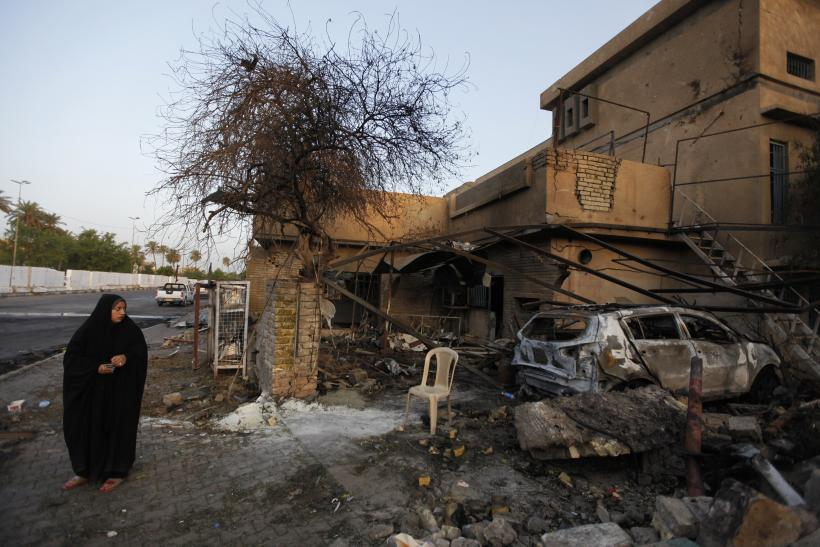 ISIS Suicide Bombings Say Group Is Desperate: Experts