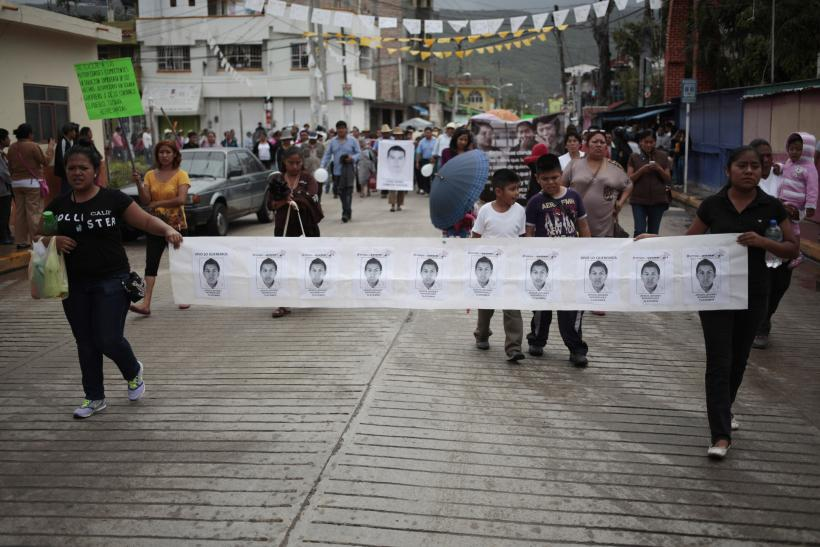 Mexico Offers Reward, Takes Over Towns, To Find 43 Missing Students
