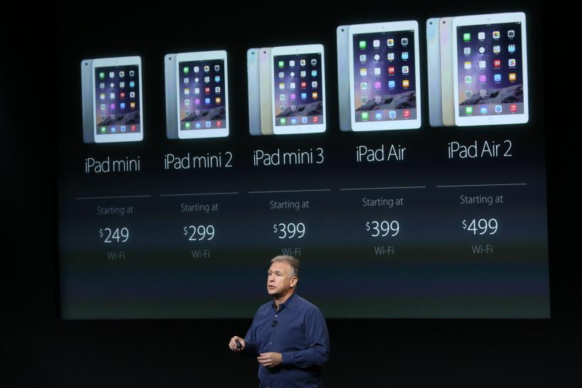 Apple's Push To More Expensive Devices