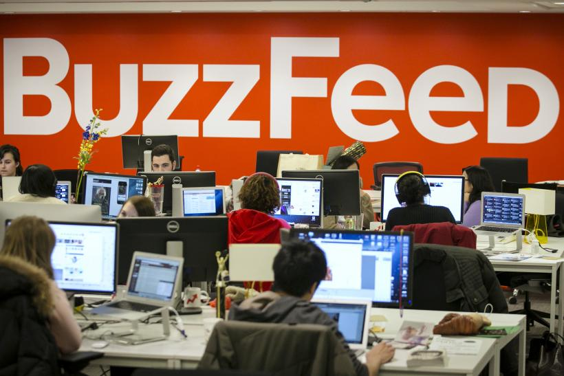 The Trouble With Trusting BuzzFeed