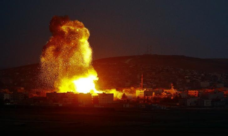 Battle For Kobani Continues Between ISIS And Kurds