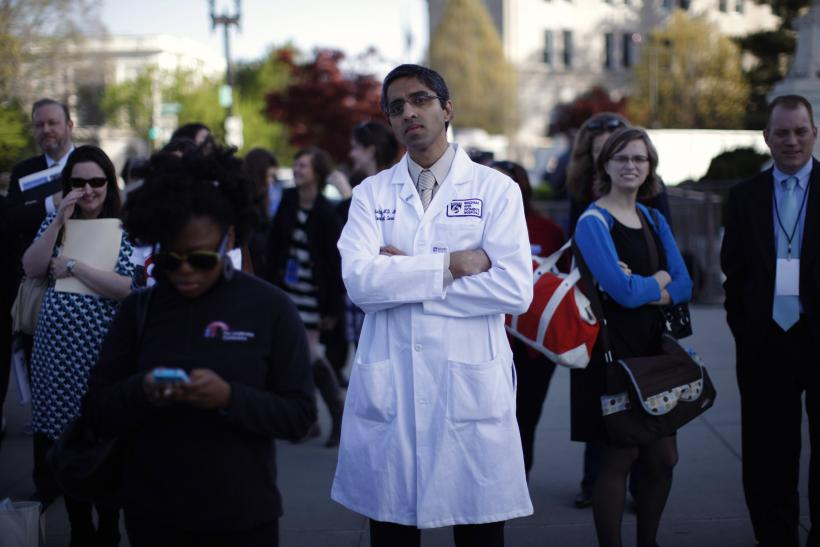 America Could Use A Surgeon General Right About Now