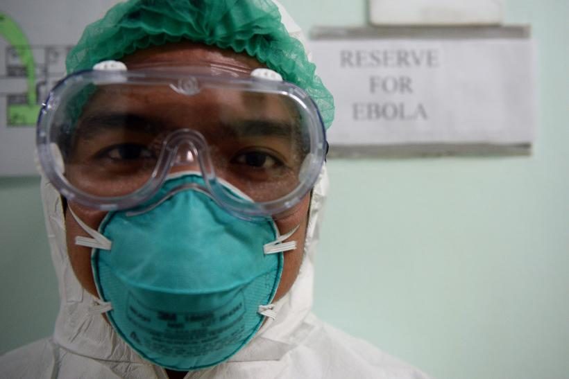 Ebola Panic Spurring Demand For Protective Gear