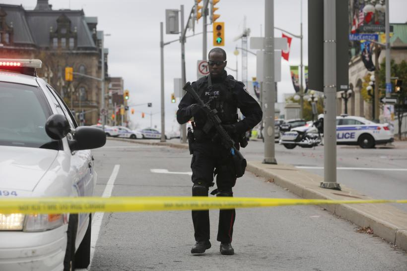 Canadian Capital On Lockdown After Shooting Spree