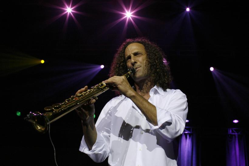Kenny G: Live From The Hong Kong Protests!