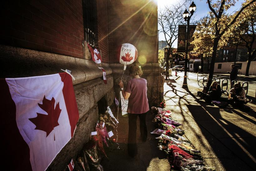 Canada's Biggest Terror Threat Could Be Canadians