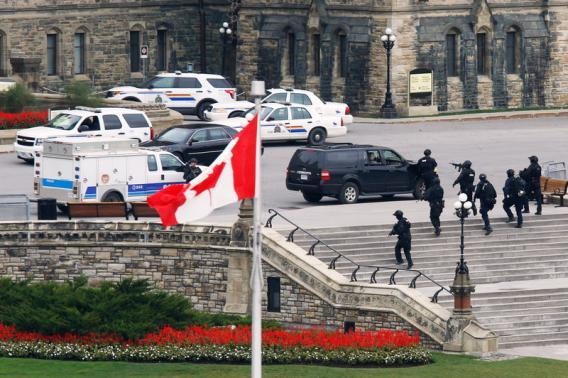 Nathan Cirillo's Body Will Be Buried In Hometown