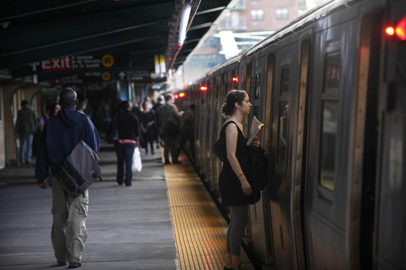 You Did Not Catch Ebola On The Subway