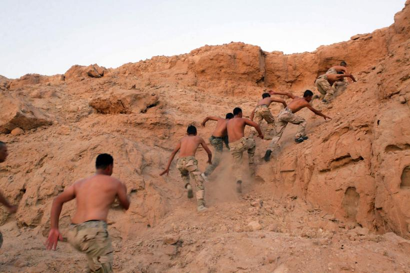 Iraqi Army Not Ready For Ground Offensive Against ISIS