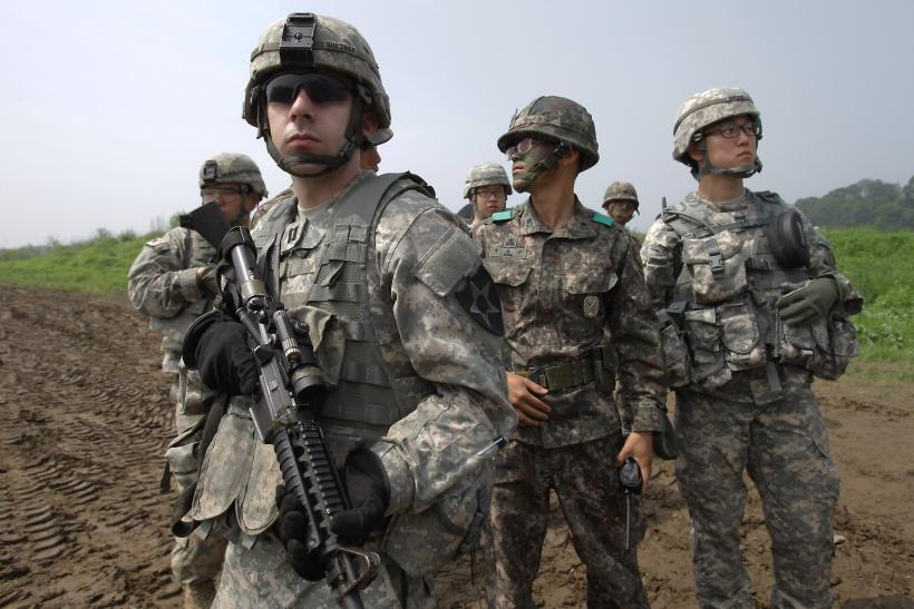 US To Retain Command Of S. Korean Forces In Any War With North