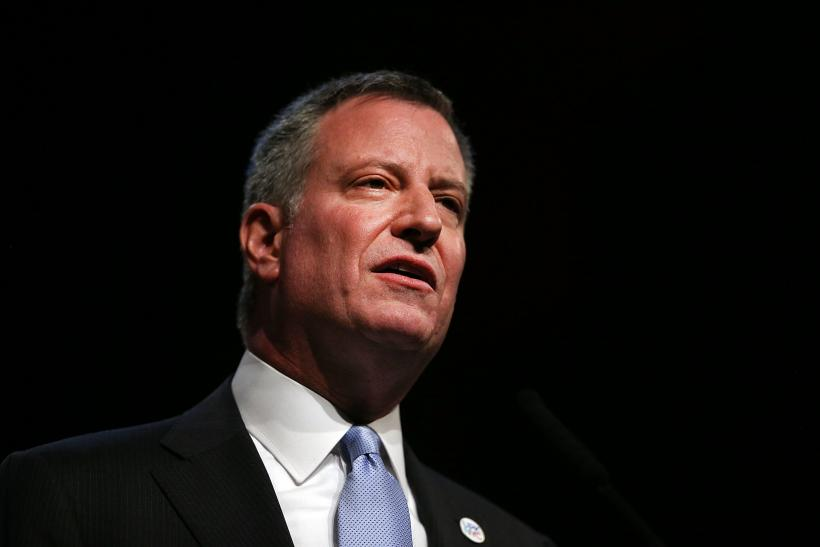 Under DeBlasio, Marijuana Arrests Are Up, And Racial Disparity Persists