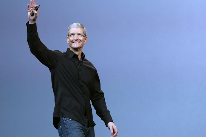 Apple Exec's Coming Out A Boost For LGBT Workers
