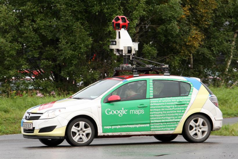 Google Street View Of Woman's Breasts Generates Fine