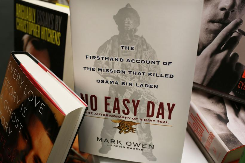 Navy SEAL Author Of Bin Laden Raid Book Under Investigation