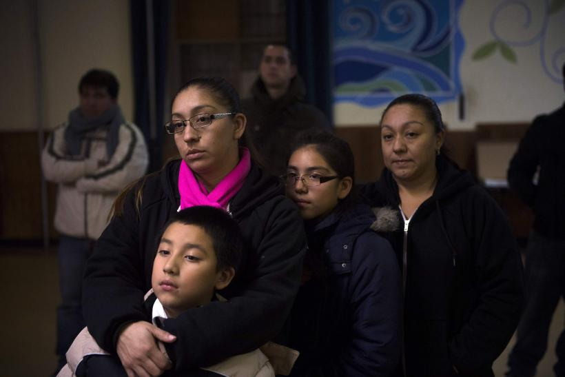For Most Immigrants, 'Nothing Has Changed'