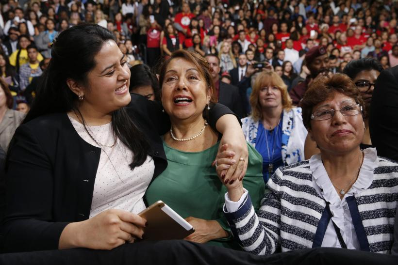 Obama Immigration Orders Could Drive Latino Vote