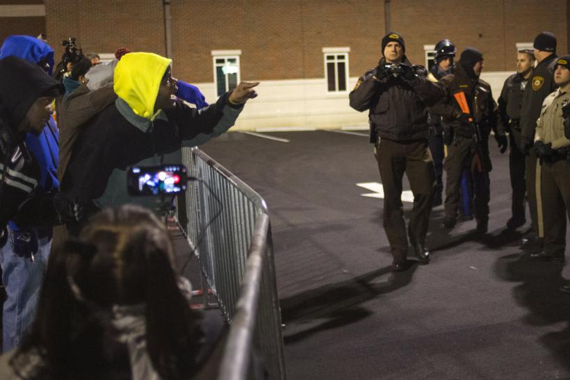 FBI Pours Into Ferguson