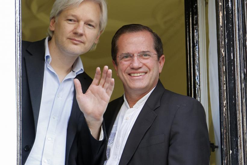 Ecuador Wants To Protect Assange's 'Life And Liberty'