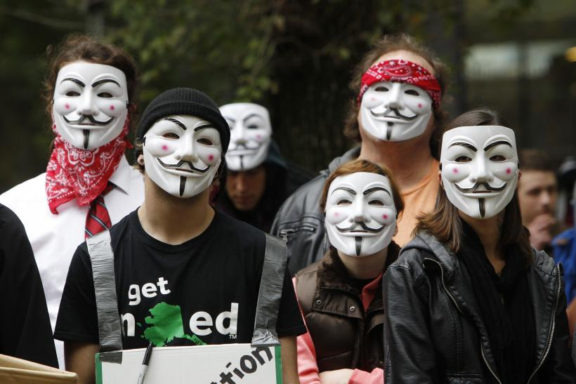 Anonymous Joins Tamir Rice Backlash
