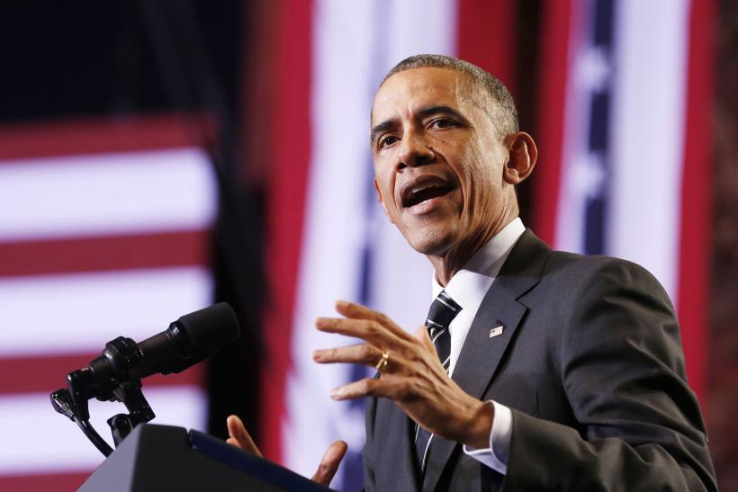 'Immigrants Are Good For The Economy,' Obama says