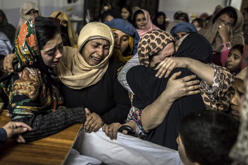 Four Held For Peshawar School Attack