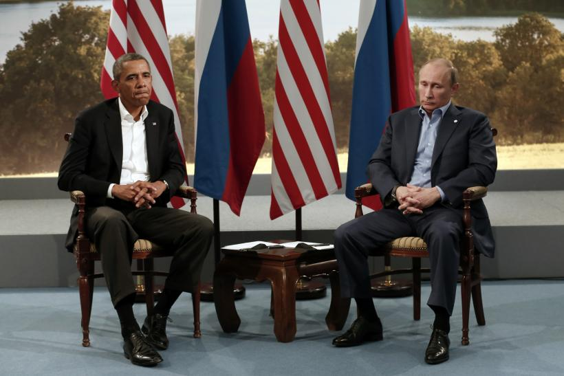 Obama Signs Bill To Give Ukraine Military Aid