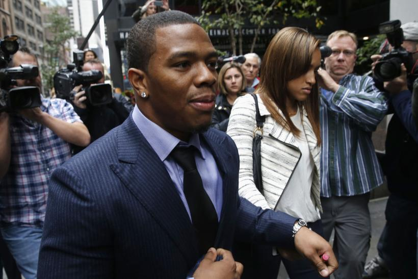 What's Next For Ray Rice And Adrian Peterson?