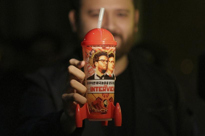 Hackers Help 'The Interview' Pack Theaters