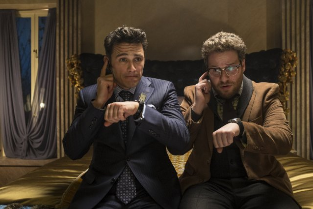 Sony Corp. May Face Copyright Lawsuit Over 'The Interview'