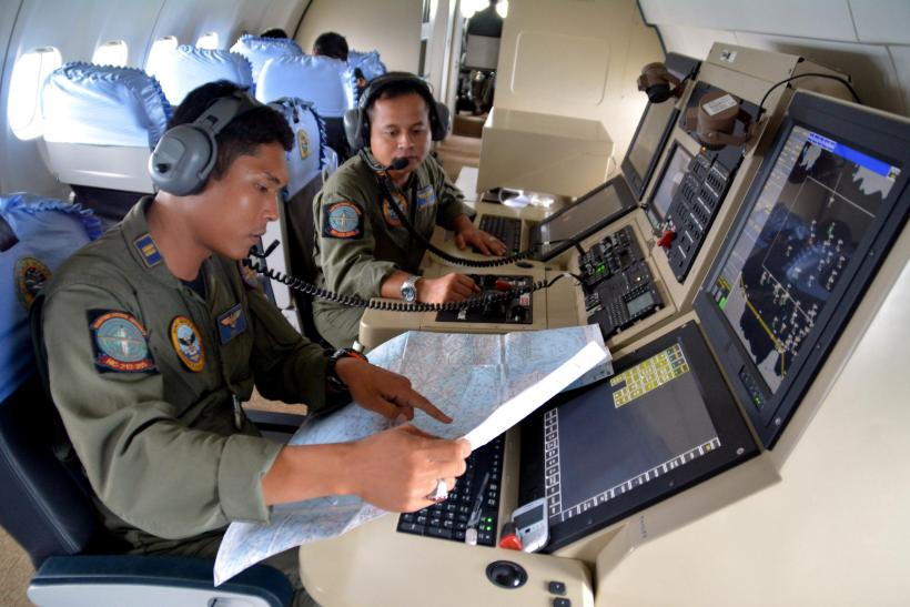 Search For Missing AirAsia Plane Enters Second Day