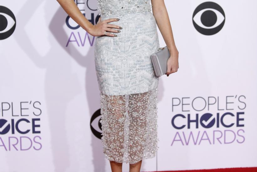 People's Choice Awards 2015 Red Carpet Recap: Photos Of The Best And Worst Dressed Stars