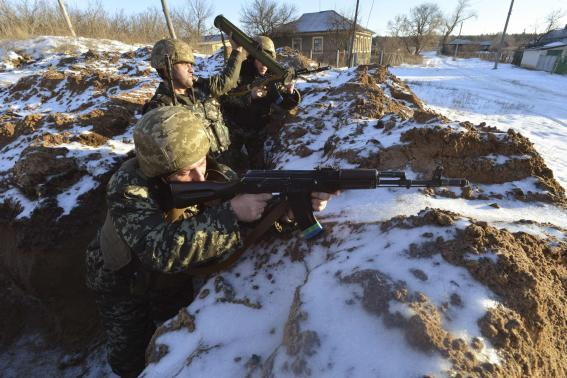 Attack On Ukraine Civilians Condemned By John Kerry