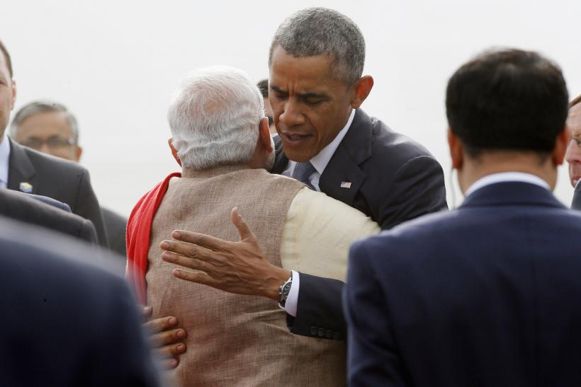 China Calls US-India Relationship 'Superficial'