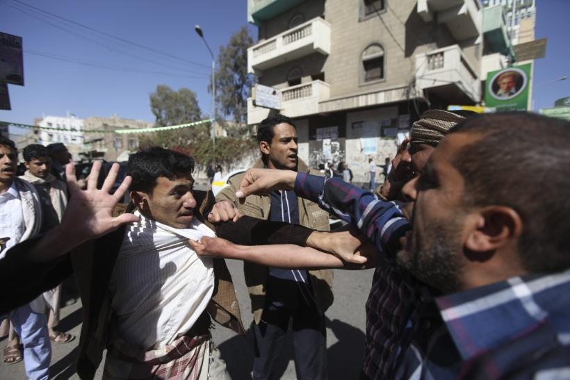 Houthis Promise Stability And Victory Against Al Qaeda