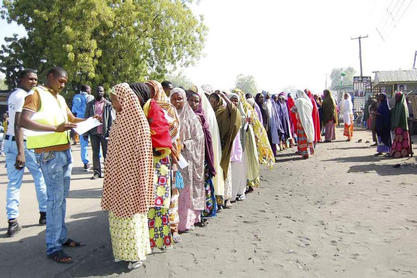 Boko Haram Threatens Nigeria Election Results