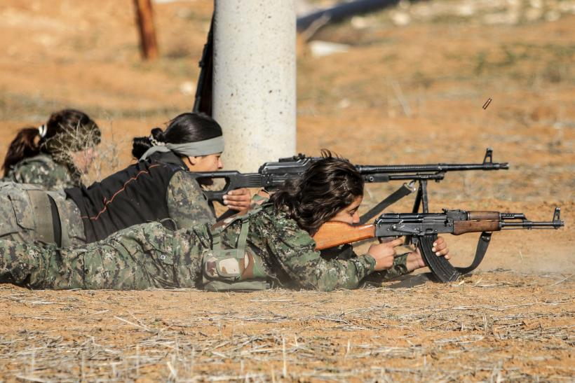 After Kobani, The Kurdish Fight With ISIS Isn't Over