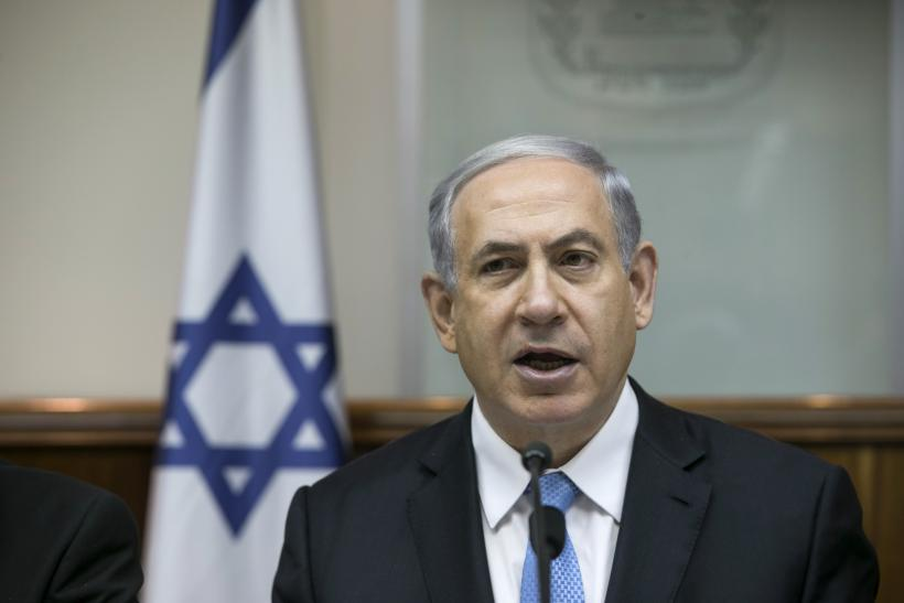 Israeli Prime Minister Under Fire For Planned Speech To Congress