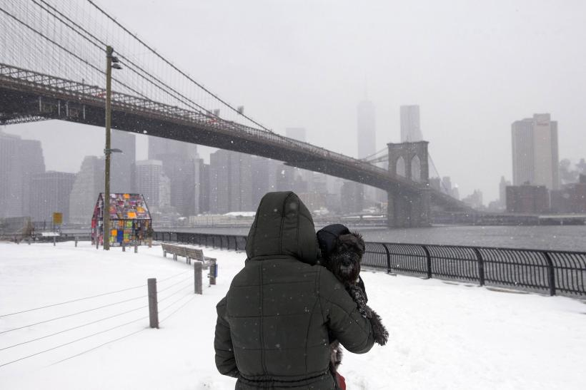 Can New York's Forecast System Beat The National Weather Service?