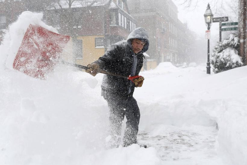 Blizzard Of 2015 Could Be Biggest For Boston