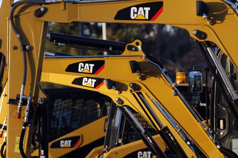 When Caterpillar Isn't Doing Well, Neither Is The Global Economy
