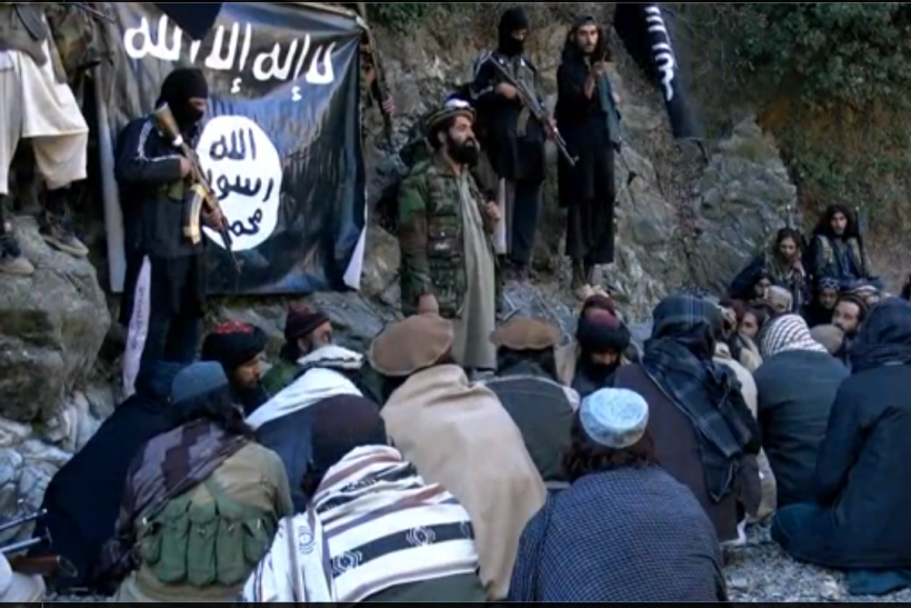 Afghans Form Militia To Fight ISIS, Taliban