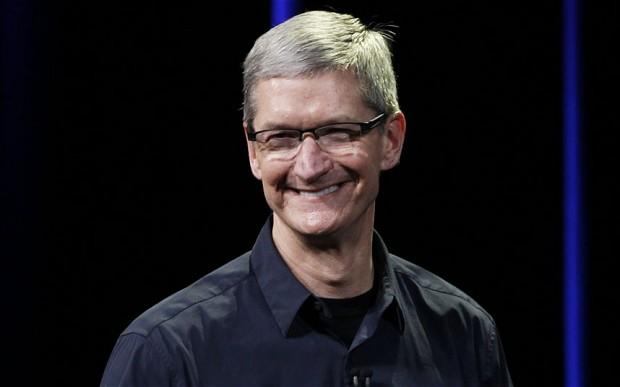 Apple Just Reported The Largest Quarterly Profit Ever