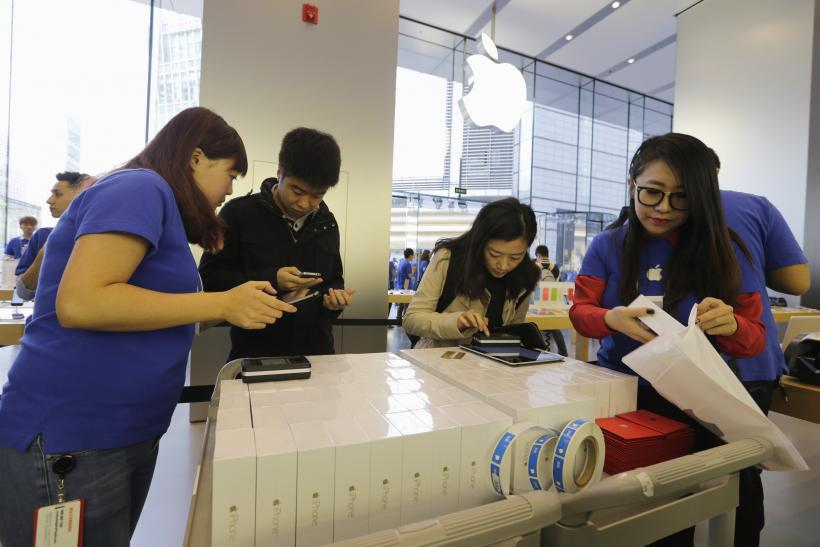 Why Apple Is Winning In China