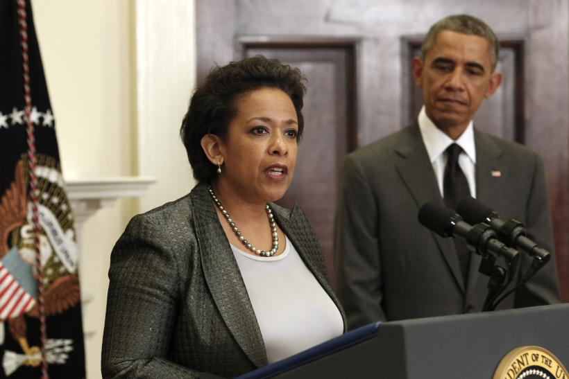 Lynch's Civil Rights Record Scrutinized