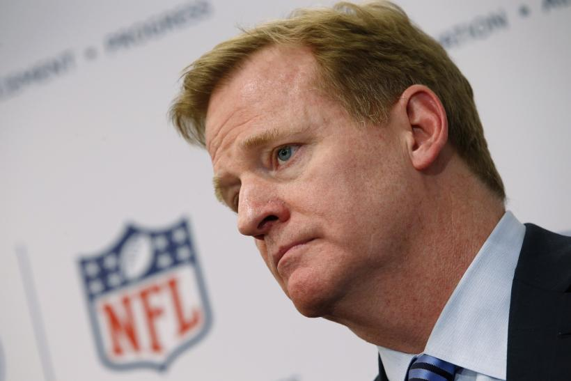 For The NFL, A Year Of Hard Hits
