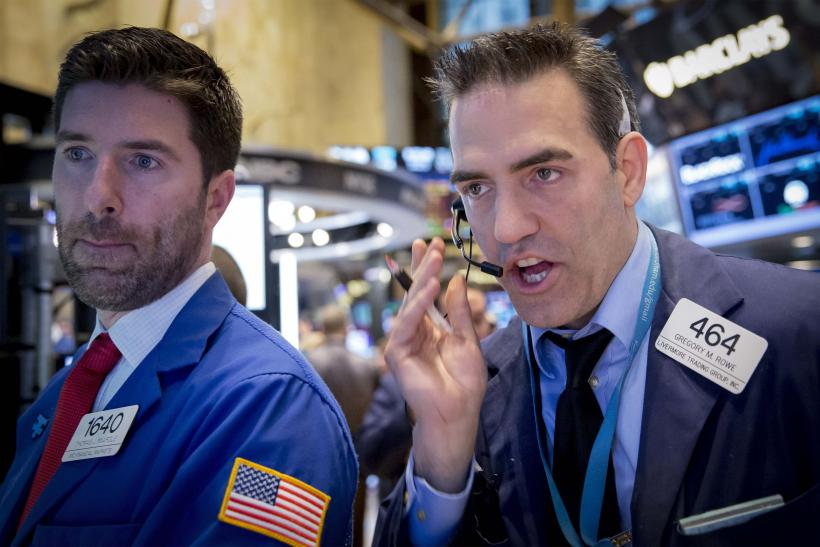 Dow Leaps 100 Points