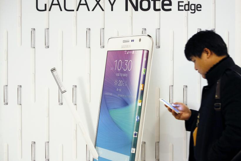 Samsung Prepares To Fight Back