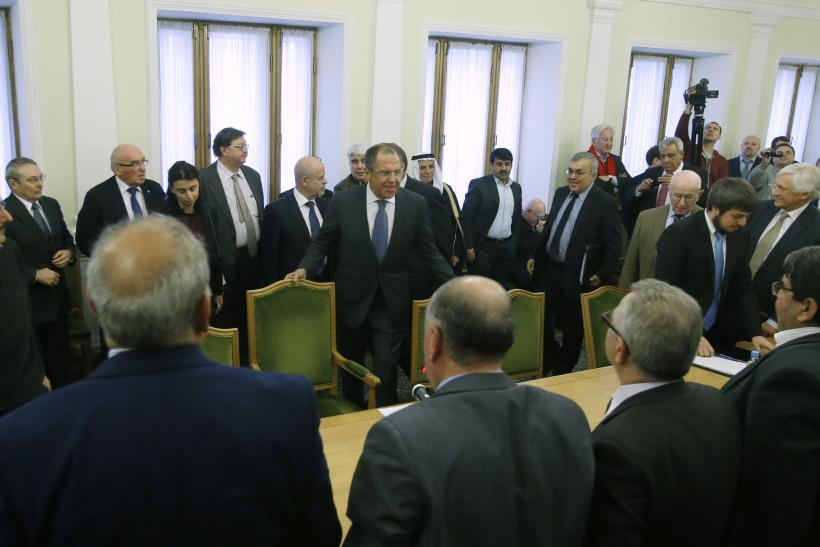 Moscow-Backed Syria Peace Talks End Without Breakthrough