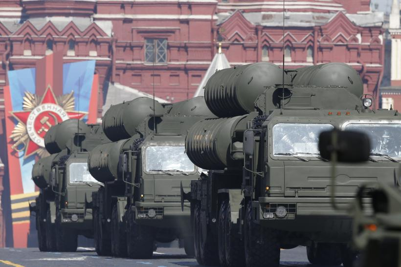 Russia To Strengthen Military In Bid To Prevent Western 'Superiority'