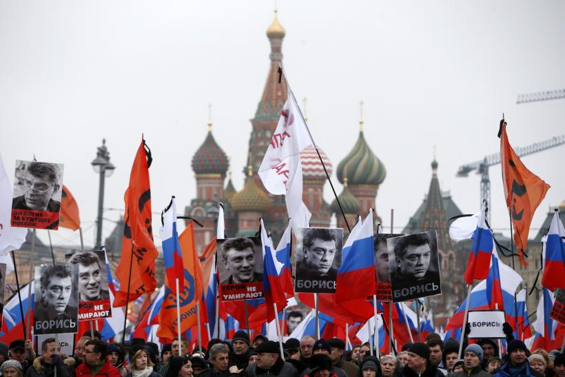 Nemtsov March